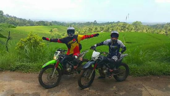 Bali Dirt Bike Adventures