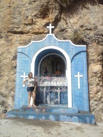 Carnauba dos Dantas, RN: Na subida do Monte do Galo 
