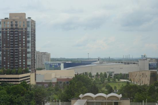 Hyatt Place Atlanta/Downtown: View from room
