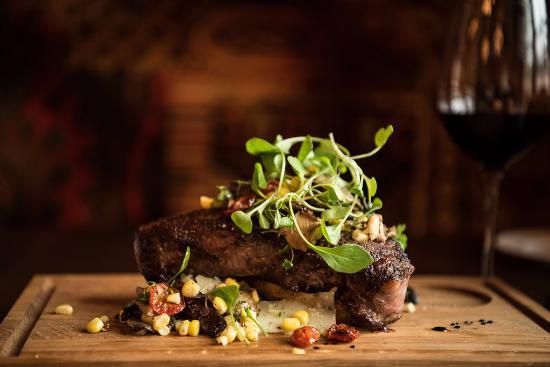 Wayne, Pennsylvanie : Steak
