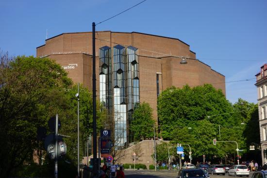 Cultural Center (Kulturzentrum Gasteig) Photo