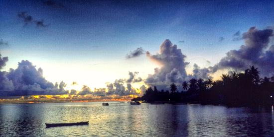Wakatobi, Indonesia: Sunrise