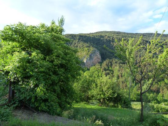 Llagunes, Spain: Inicio de una ruta preciosa y cómoda.