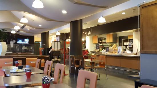 ibis Paris Bercy Village 12ème : Salle restaurant