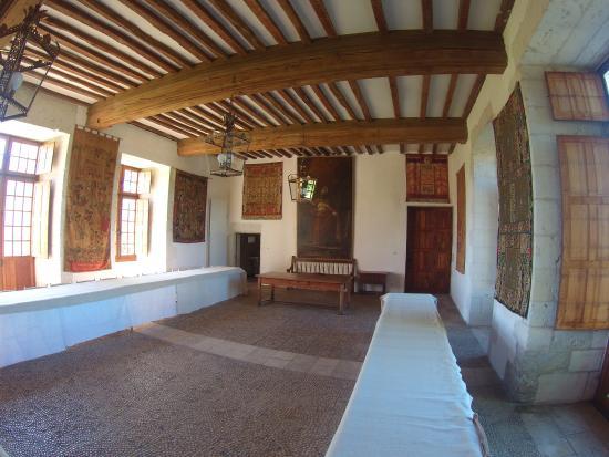 Saint-Astier, Frankrike: grande salle