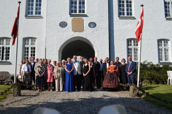 Kokkedal Slot : Hele selskabet