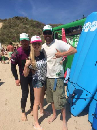 Big Green Surf School