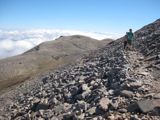 Mount Ida (Psiloritis) Tour With Green Tour: On the way to the top
