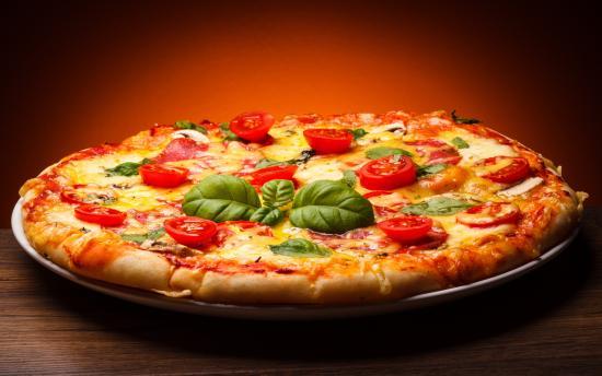 Marlia, Włochy: La nostra Pizza - levitazione lenta, digeribile e fragrante
