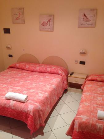 Hotel Paolina: camera