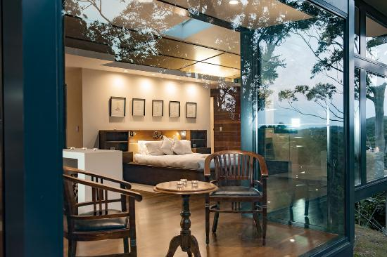 Upper Crystal Creek, ออสเตรเลีย: Luxury Mountain View Lodge