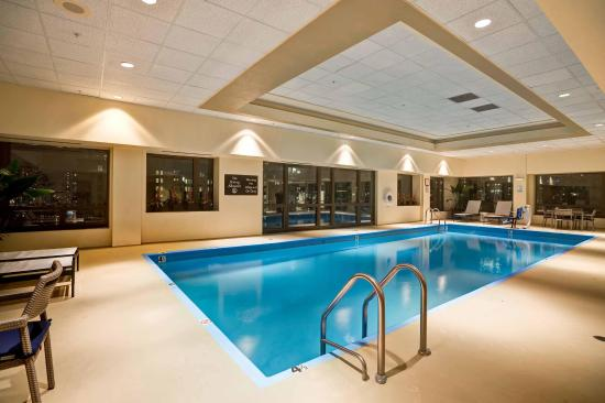 Homewood Suites by Hilton Chicago-Downtown: Indoor Swimming Pool