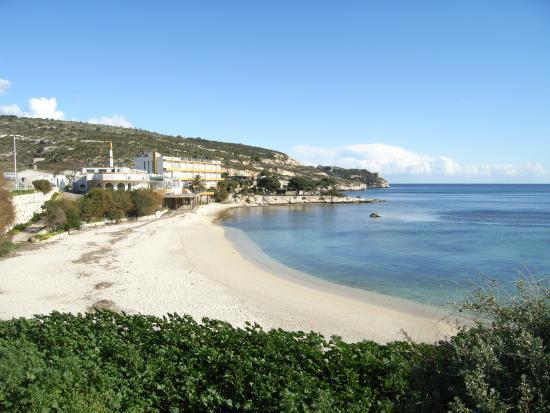 Hotel Ristorante Calamosca e la spiaggia di Calamosca - Picture of ...