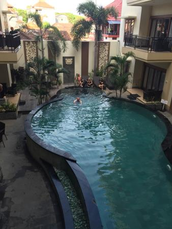 Kuta Town House Apartments: Great