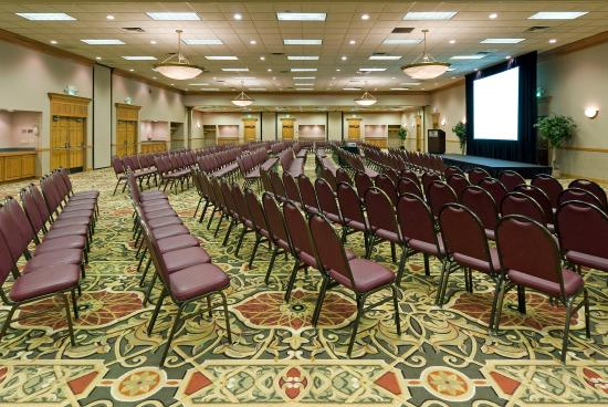 Holiday Inn Cincinnati Airport: Ballroom - Theater Style