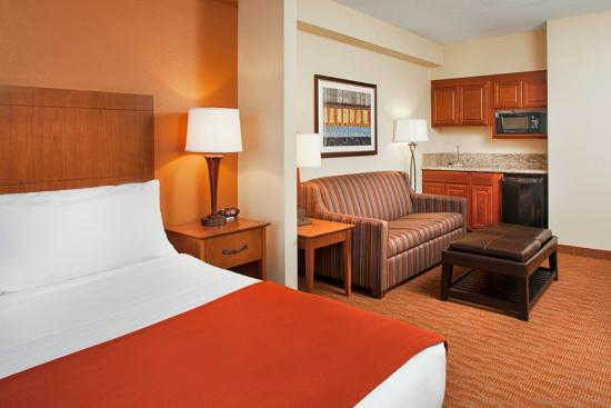 Holiday Inn Express Coralville: Executive King Suite