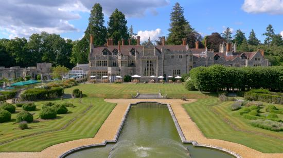 Afternoon tea review of rhinefield house hotel - Hotels in brockenhurst with swimming pools ...