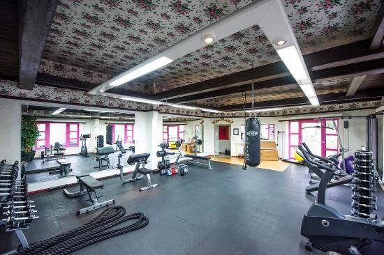 CONTEL Hotel Koblenz: Fitnessraum