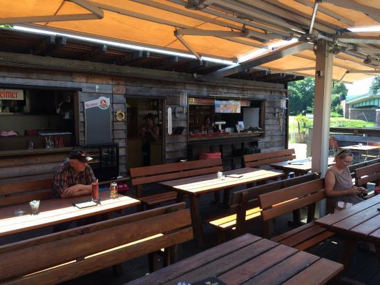 Hafenbar: Tresen / Bar