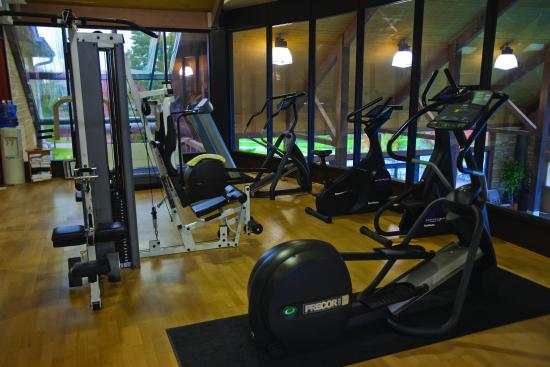 Barrie, Canada: Fitness Center