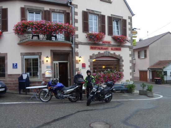 Hotel Restaurant Kleiber Photo