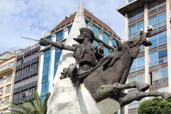 Don Quijote Monument