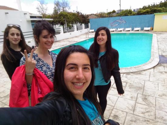 Hotel Teresinha : the hotel's pool - la piscina dell'hotel