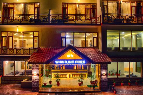 Whistling Pines Resorts & Spa