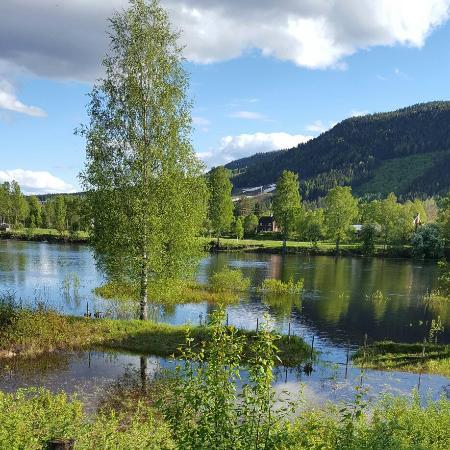 Sysslebäck, Suecia: Vacker utsikt