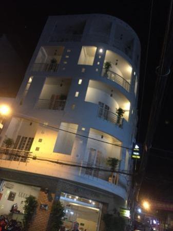 Trung Nguyen Hotel: 外観