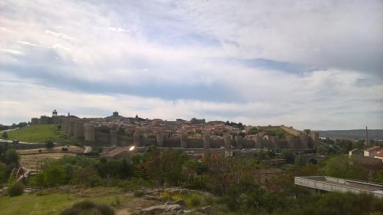 Murallito, Tren Turistico
