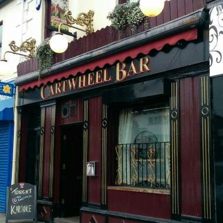 Cartwheel Bar