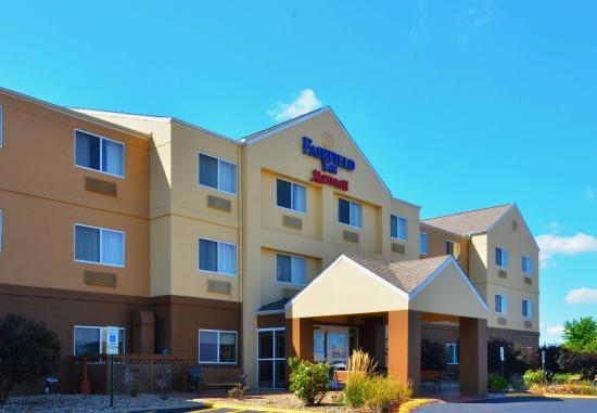 Fairfield inn springfield il 2016 hotel reviews tripadvisor Knights of columbus swimming pool springfield il