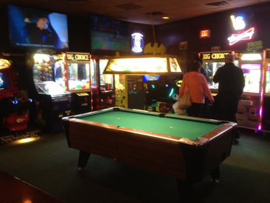Tully 39 s game room 1 picture of tully 39 s good times - Tully swimming pool opening hours ...