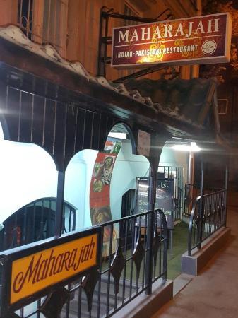 Restaurant Maharajah