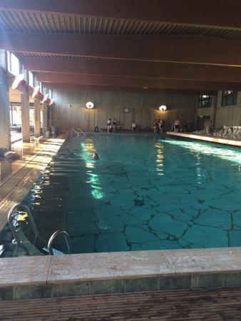 Yasuragi: Indoor japanese pool