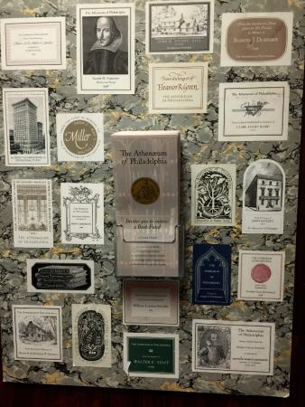Athenaeum of Philadelphia: Perpetual fund donors