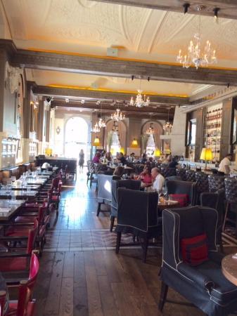 Fairmont Copley Plaza, Boston: Oak Long Bar