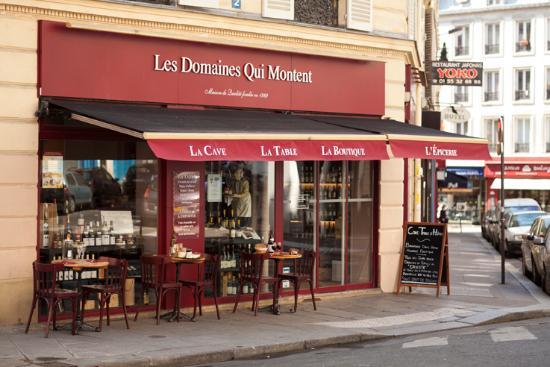Les Domaines Qui Montent Ballu Paris 9e