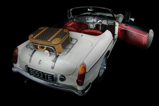 Riviera Classic Car Hire