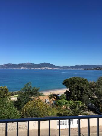 Hotel l'Isolella : vue de la chambre