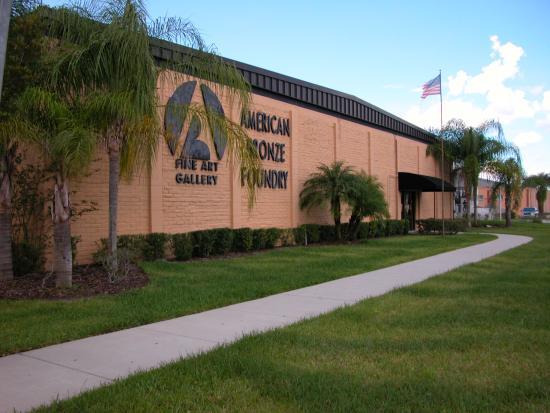 American Bronze Foundry, Inc.