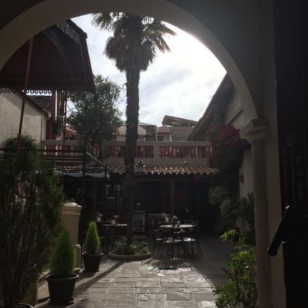 Hotel Boutique La Posada: Acogedor