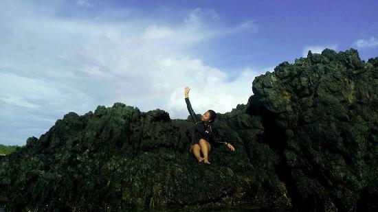 Quezon Province, Filipinas: Mini Batanes at Kanaway Island