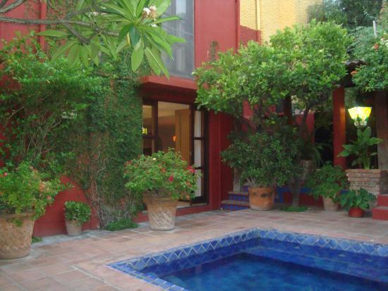 Hotel San Borja B&B: Petite piscine mais réservée aux enfants