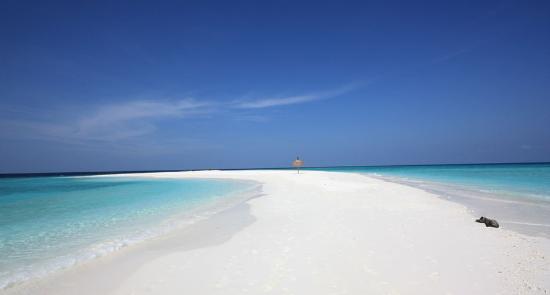 "Kurumba Maldives: Excursion ""sandbank picnic"""