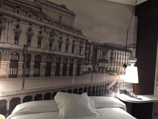 Habitación 202: fotografía de Hotel Abando, Bilbao - TripAdvisor
