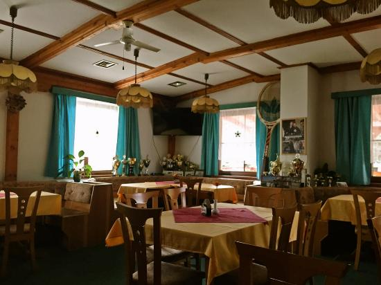 Klenci pod Cerchovem, Tschechien: レストラン