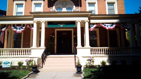 The Samuel Culbertson Mansion Bed and Breakfast Inn Image
