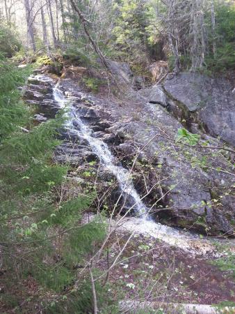 Bethel, ME: Waterfall